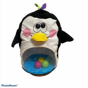Fisher Price Bat & Wobble Penguin Toy Kids Baby